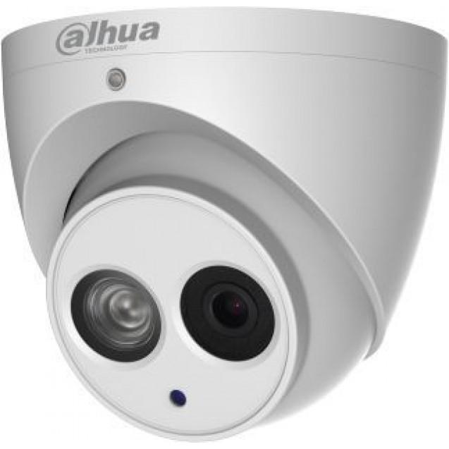Видеокамера IP купольная 4 Mп